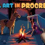 How to do Pixel Art in Procreate