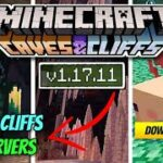 How to download Minecraft Latest Version On Android free Download Minecraft Caves Cliffs 2021