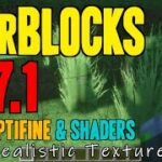 How to make Minecraft 1.17.1 Realistic – download install rotrBLOCKS textures 1.17.1 (+shaders)