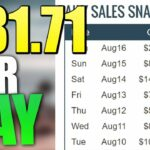 Make 81.71 Per Day On Clickbank WITHOUT A Website For FREE
