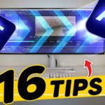 Make your EDITING COMPUTER go FASTER (16 Tips Tricks)
