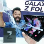 """Samsung Galaxy Z Fold 3 5G Unboxing First Impressions ⚡ 7.6"""" 6.2"""" Screen, 120Hz, SD 888 More"""