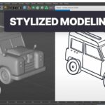 Stylized 3D Modeling pt 1: Modeling A Happy Toolbox Tutorial