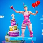 CLAIM FREE SKIN NOW (How to Get Free Skin in Fortnite Birthday Challenges Quest)