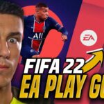 FIFA 22 HOW TO GET 20 HOURS EARLY ACCESS