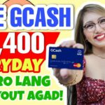 FREE GCASH: P4000DAY PAYOUT AGAD IN 1 MINUTE 1 HIGHEST PAYING APP KUMITA GAMIT ANG CELLPHONE