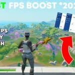 How To BOOST FPS In Fortnite Season 7 🔧 ( 0 INPUT DELAY MAX FPS GUIDE )