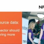 Open source data: Why the sector should be sharing more