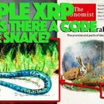 Ripple XRP: SECRET CODE Hidden In Snake On Economist Cover – What Are They Telling Us?