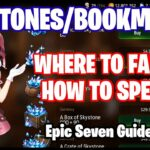 Skystones Covenant Bookmarks – Where to Farm and How to Spend – Epic Seven Guide
