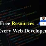 Top 10 Free Resources For Web Developers