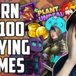 Top 3 NFT Games To Make RM100 A Day