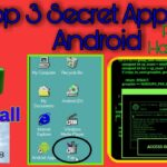 Top 3 secret apps for android Top Amazing Android Apps Install Windows in Android Real Hack