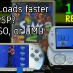 What Loads faster on a PSP? PBP, ISO, or UMD – 16 Bit Guide