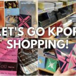 COME KPOP SHOPPING WITH ME: clownery with friends