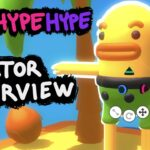 FREE No Code Game Making HypeHype Editor Overview