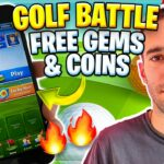 Golf Battle Hack – How to get FREE Gems Coins in Golf Battle (Android IOS)