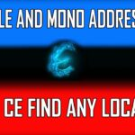 Have CE find Any Location In Memory Learn About Module and Mono Addresses
