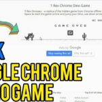 How to hack Chrome dino game in 2021 For unlimited score