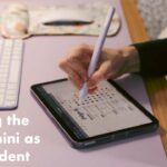 Using the iPad Mini 6 as a Student How to Take Notes on the iPad Mini (2021)